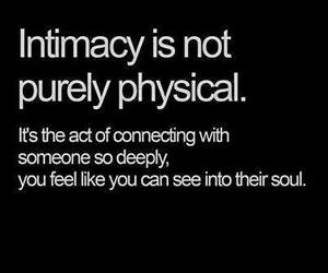 love, intimacy, and quotes image