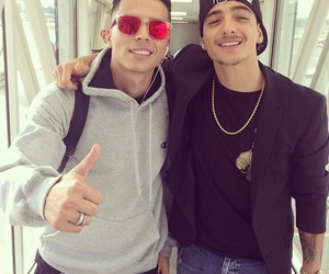 maluma, reykon, and boy image