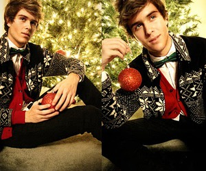 christmas and adam gallagher image