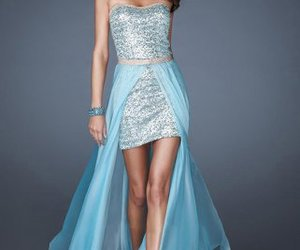 prom dress, dress, and homecoming dresses image