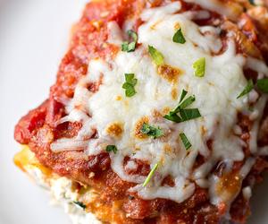italian, spinach, and mushroom image