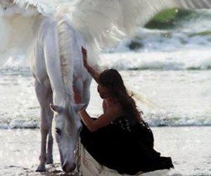 girl and an enchantment image
