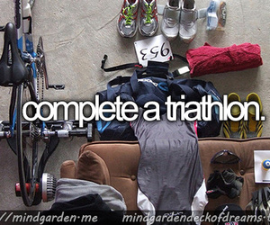 athletics, before i die, and bicycle image