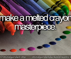 art, before i die, and craft image