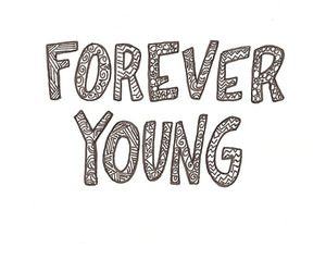 forever, you, and hipster image