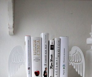 book, decoration, and white image