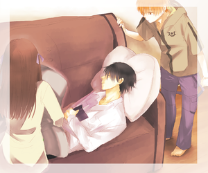 anime, fruits basket, and art image