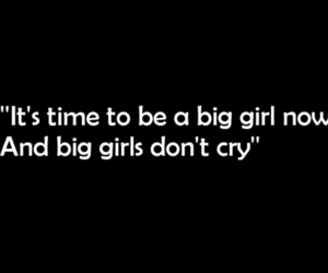 girl, fergie, and cry image