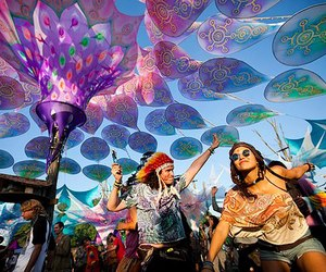 goa, dancing, and festival image