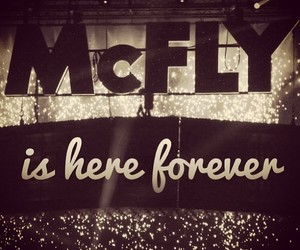 mcfly forever image