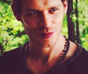 the vampire diaries, joseph morgan, and klaus michaelson image