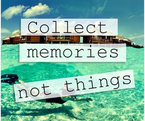 memories, quote, and collect image