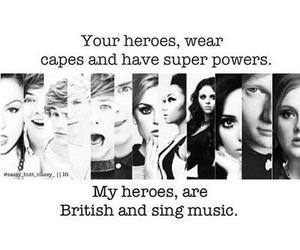 Adele, one direction, and little mix image