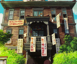 studio ghibli, anime, and from up on poppy hill image