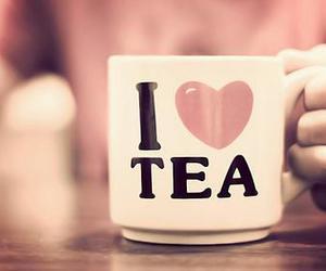 tea, cute, and love image