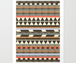 aztec, background, and print image