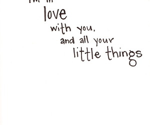 one direction, love, and little things image