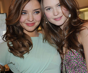 girl, miranda kerr, and model image