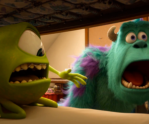 disney and monster image