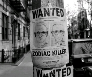killer, poster, and zodiac image