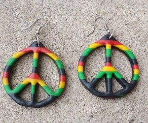 peace and reggae image