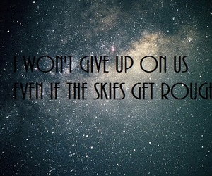 sky, give, and quote image