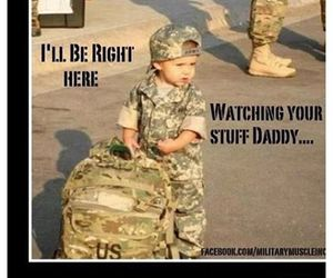 boy, military, and troops image