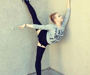 love, ballet, and danse image