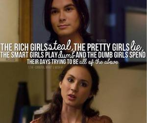pretty little liars, spencer, and spencer hastings image