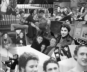 black and white, fandom, and freaks & geeks image