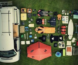 awesome, camping, and cool image