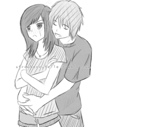 boy, love, and couple image