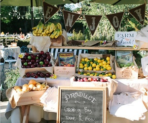 fruit, healthy, and market image