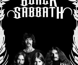 Black Sabbath, heavy metal, and Ozzy Osbourne image