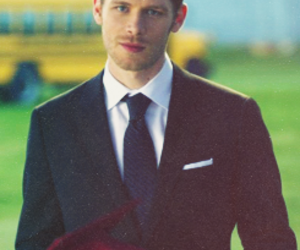 klaus, the vampire diaries, and joseph morgan image