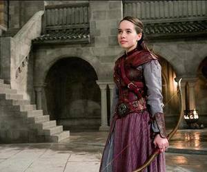 anna popplewell, archer, and chronicles of narnia image