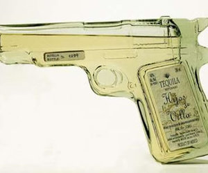 gun, tequila, and cresto image