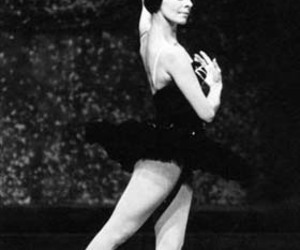 ballet, dance, and Swan image