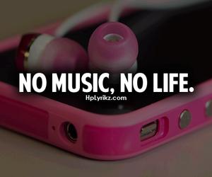 music and life image