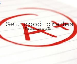 grades and wish image