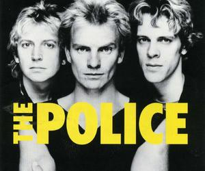 the police, band, and music image