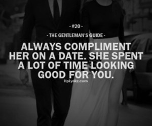 quote, gentleman's guide, and date image