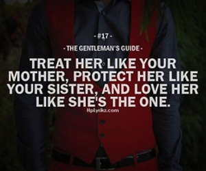 gentleman, quotes, and love image