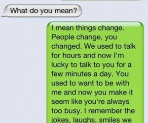 text, quotes, and change image