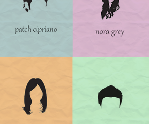 hush hush, patch cipriano, and vee sky image