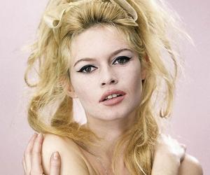 blonde, brigitte bardot, and lips image