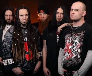 five finger death punch and metal image