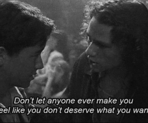 quotes, movie, and heath ledger image