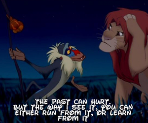 disney, lion king, and quote image