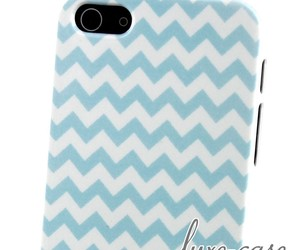 chevron, cute iphone 5 case, and blue iphone 5 case image